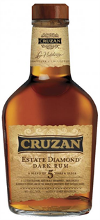 Cruzan Rum Dark Estate Diamond 750ml